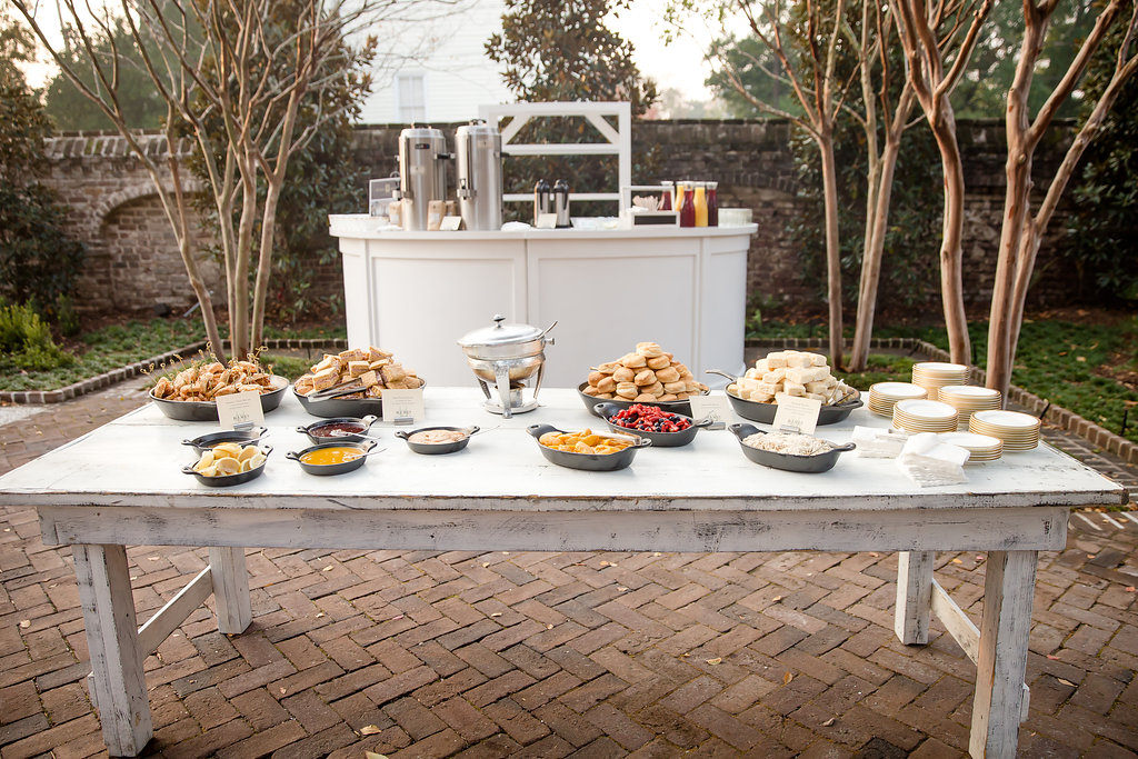BSBCollective2016-2292 Lowcountry Soiree Fun: Biscuit Bar Inspiration
