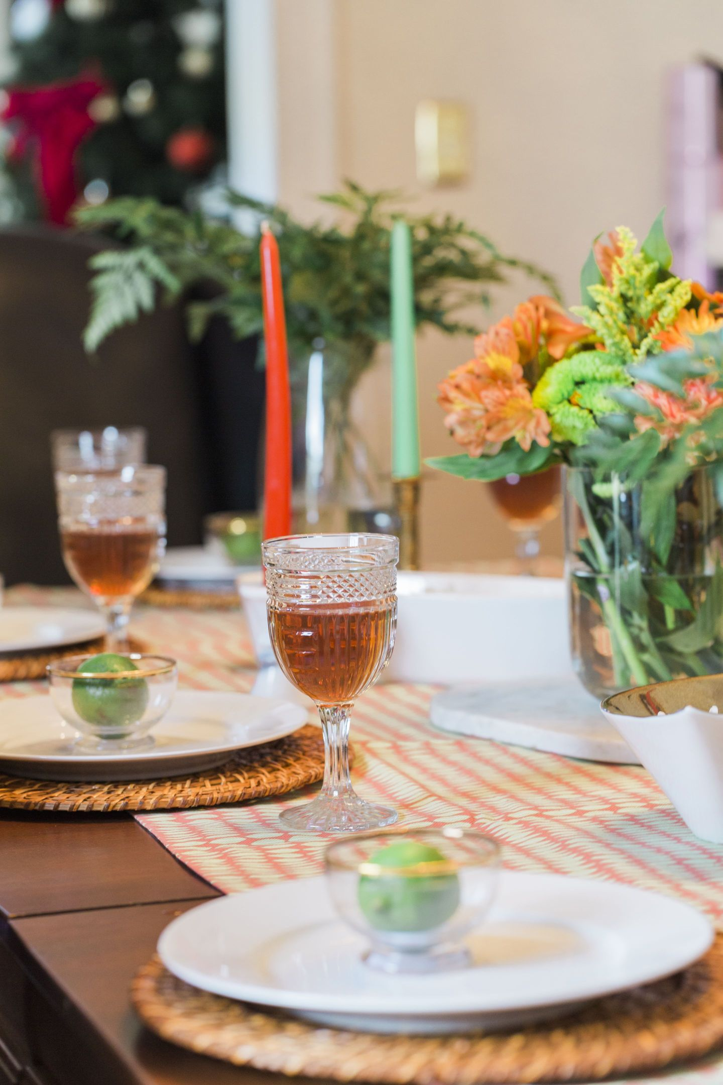 Black-Southern-Belle0077-1440x2160 Rattler-Inspired: Orange and Green Spring Dinner Party