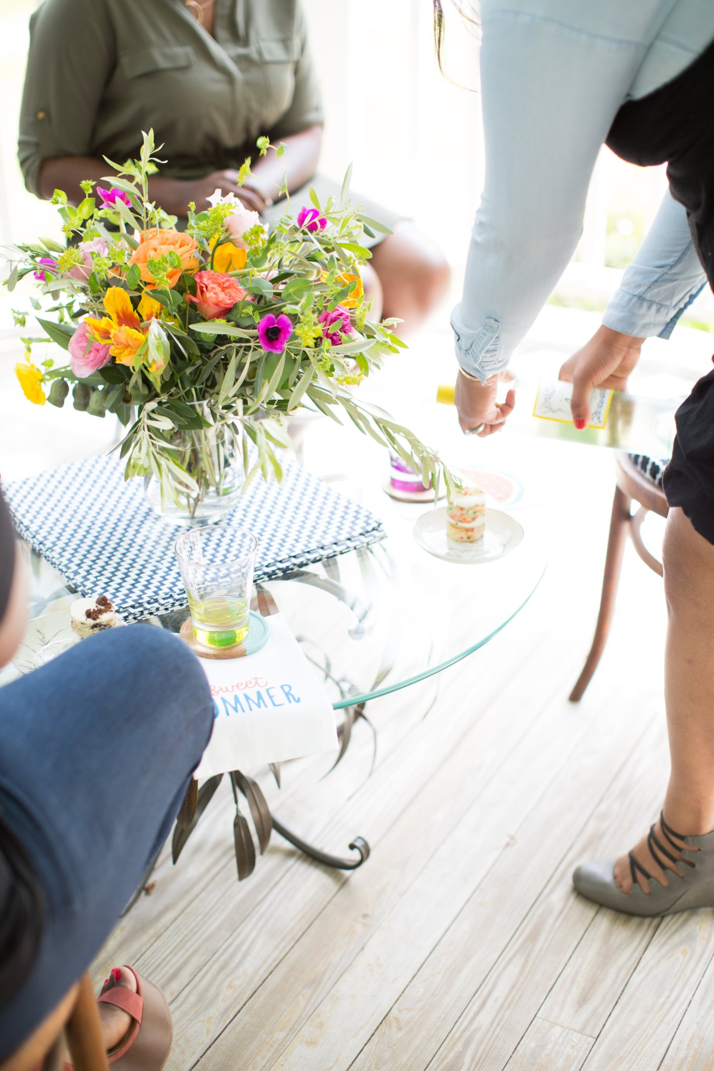 Front-Porch-0116-1440x2160 Southern Entertaining: Front Porch Party with Dessert and Drinks
