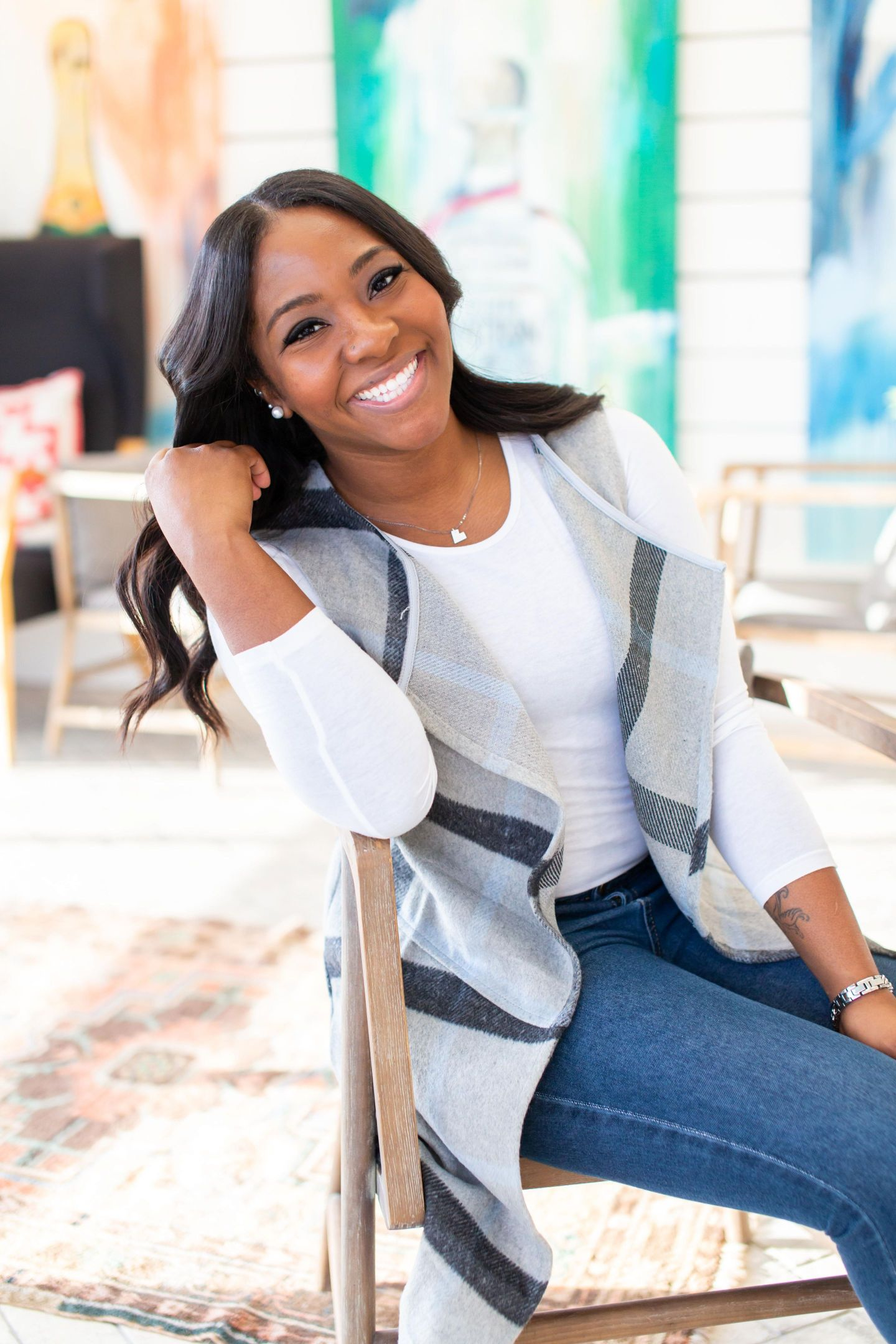 Leigh Love: Blogger, Business Professional, and HBCU Spelman Grad