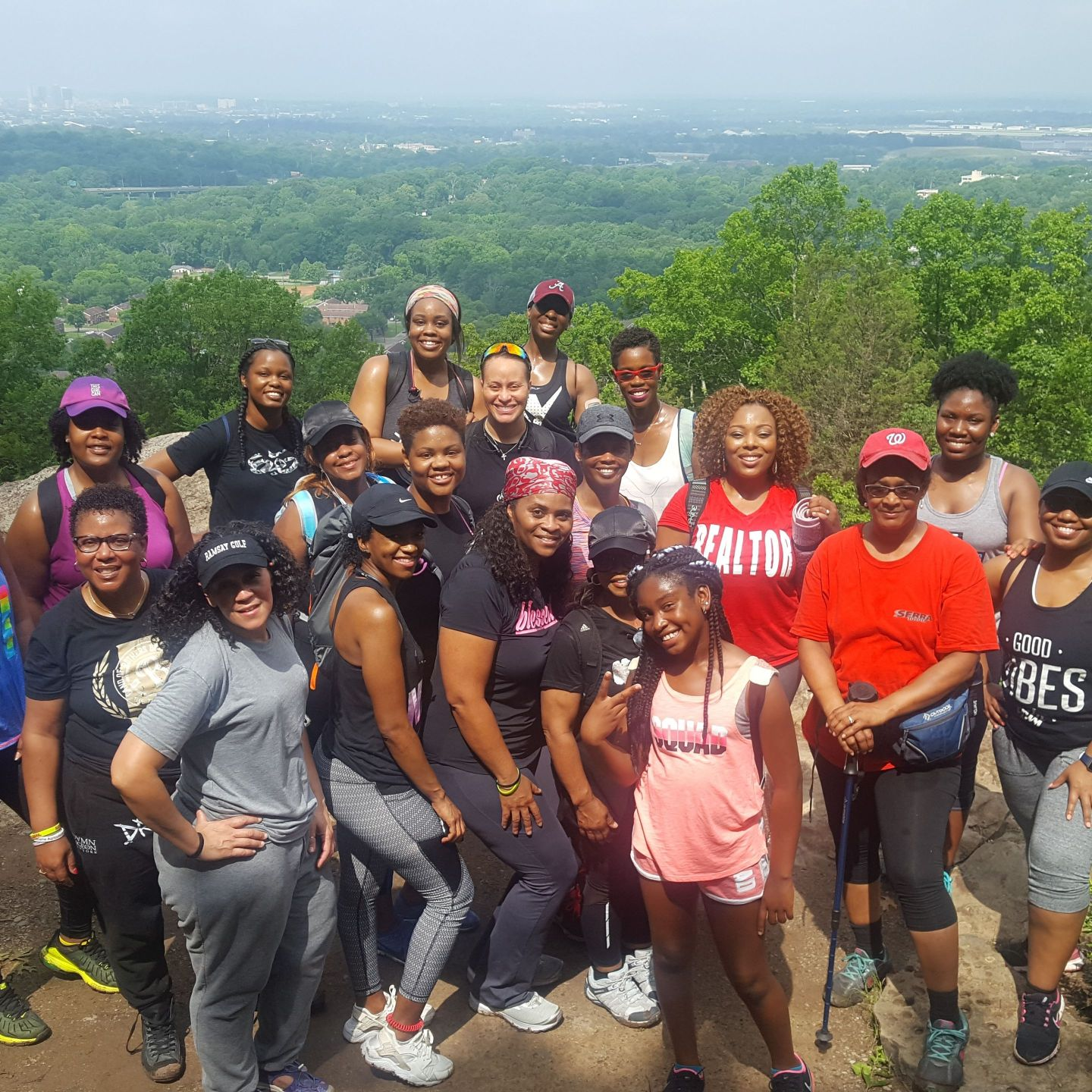 Ladies Who Hike: Traveling the Birmingham, Alabama Trails