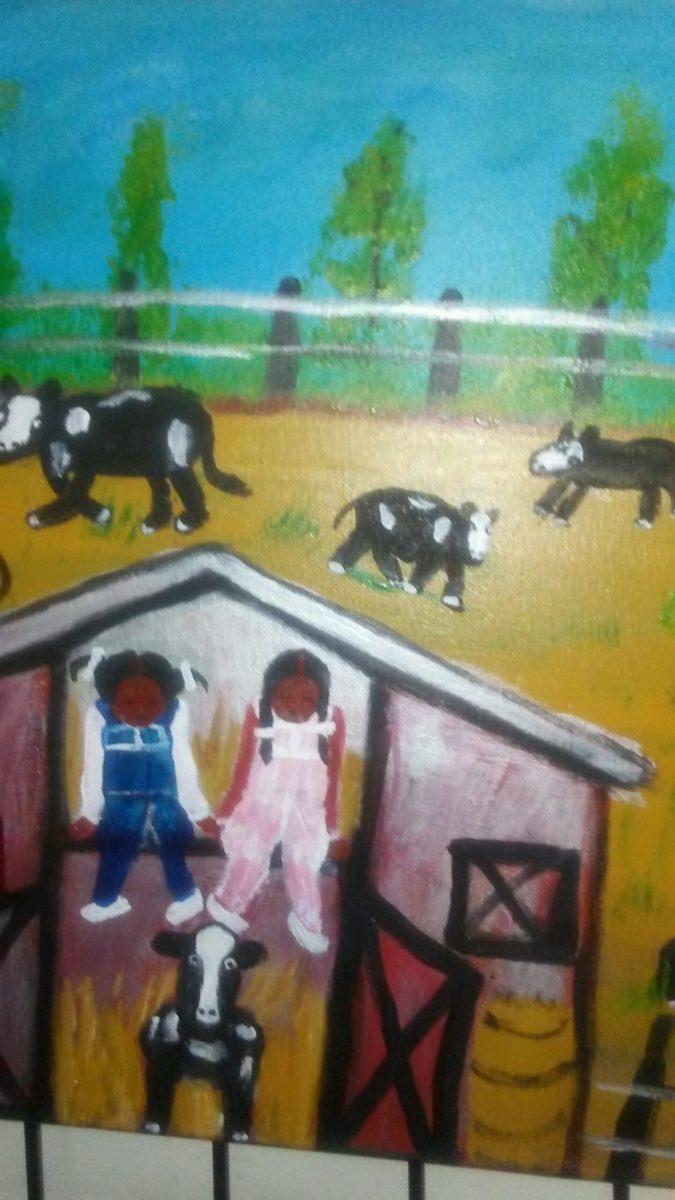 20190329_162829-1440x2560 Bertha Harris, Louisiana Folk Art Legend Pursues Art After 60