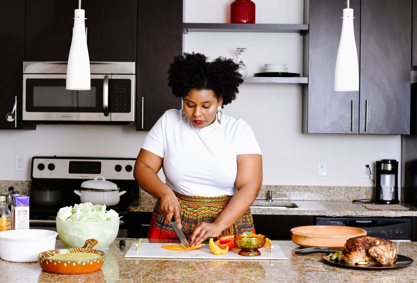 Chakayla11of1-1440x977 North Carolina Chef Gives 3 Tips for Making Cooking at Home Easier
