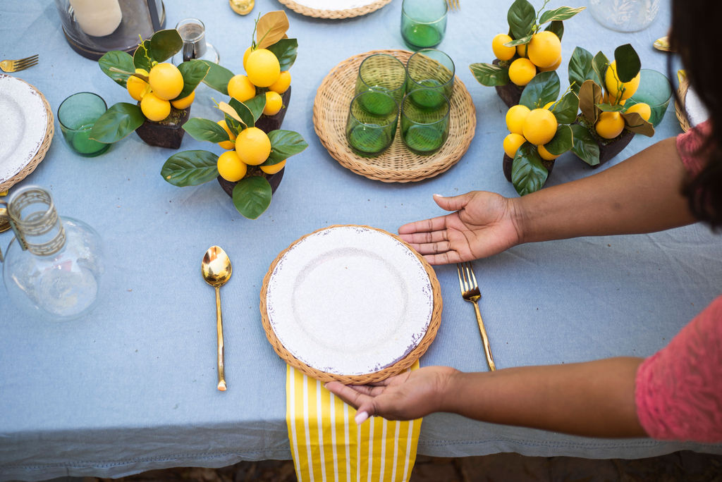 How to Host an Easter Brunch Outdoors