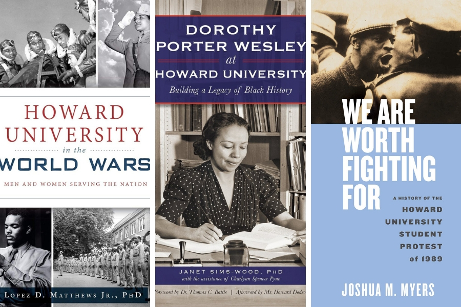 Howard University Books To Add To Your Coffee Table