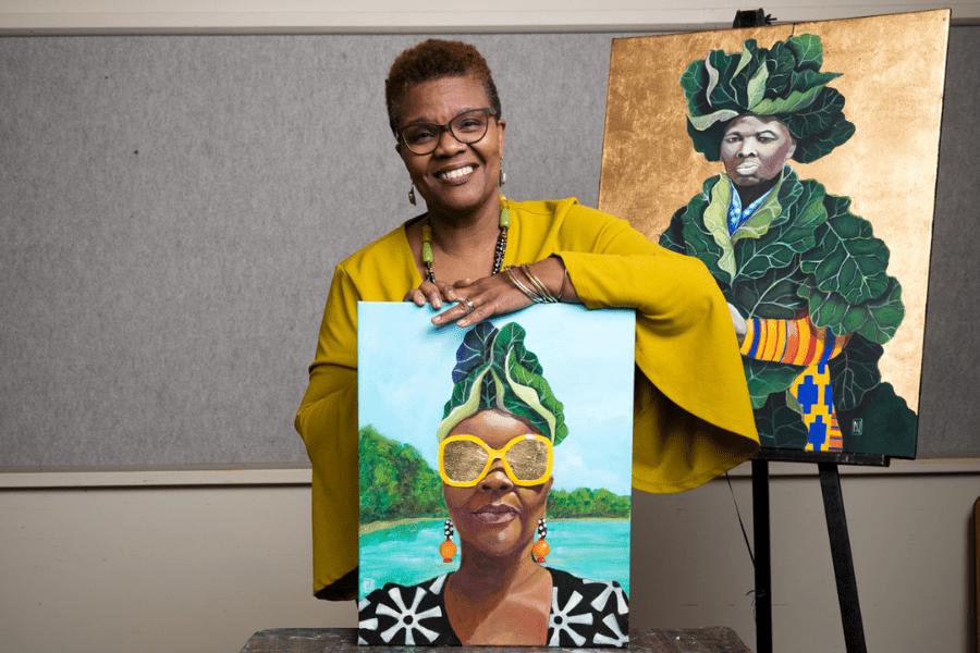 Natalie Daise: From Gullah Gullah Island to Gullah Art Tastemaker