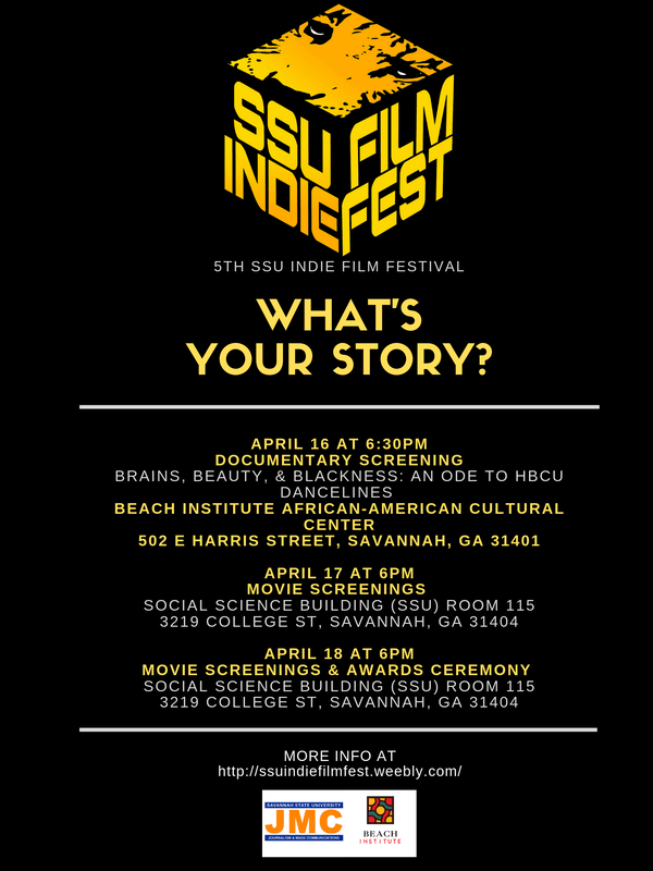 copy-of-5th-ssu-indie-film-festival-2_1_orig HBCU Arts: Savannah State University Film Fest Bolsters the Next Generation of Film Makers
