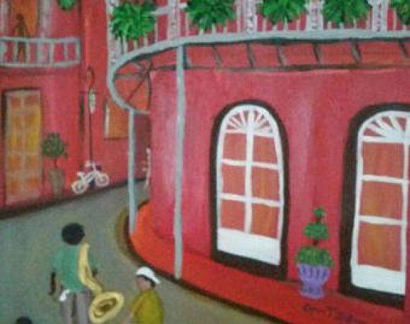 red-Copy Karen T. La Beau, New Orleans Native, Showcases History & Culture Through Art