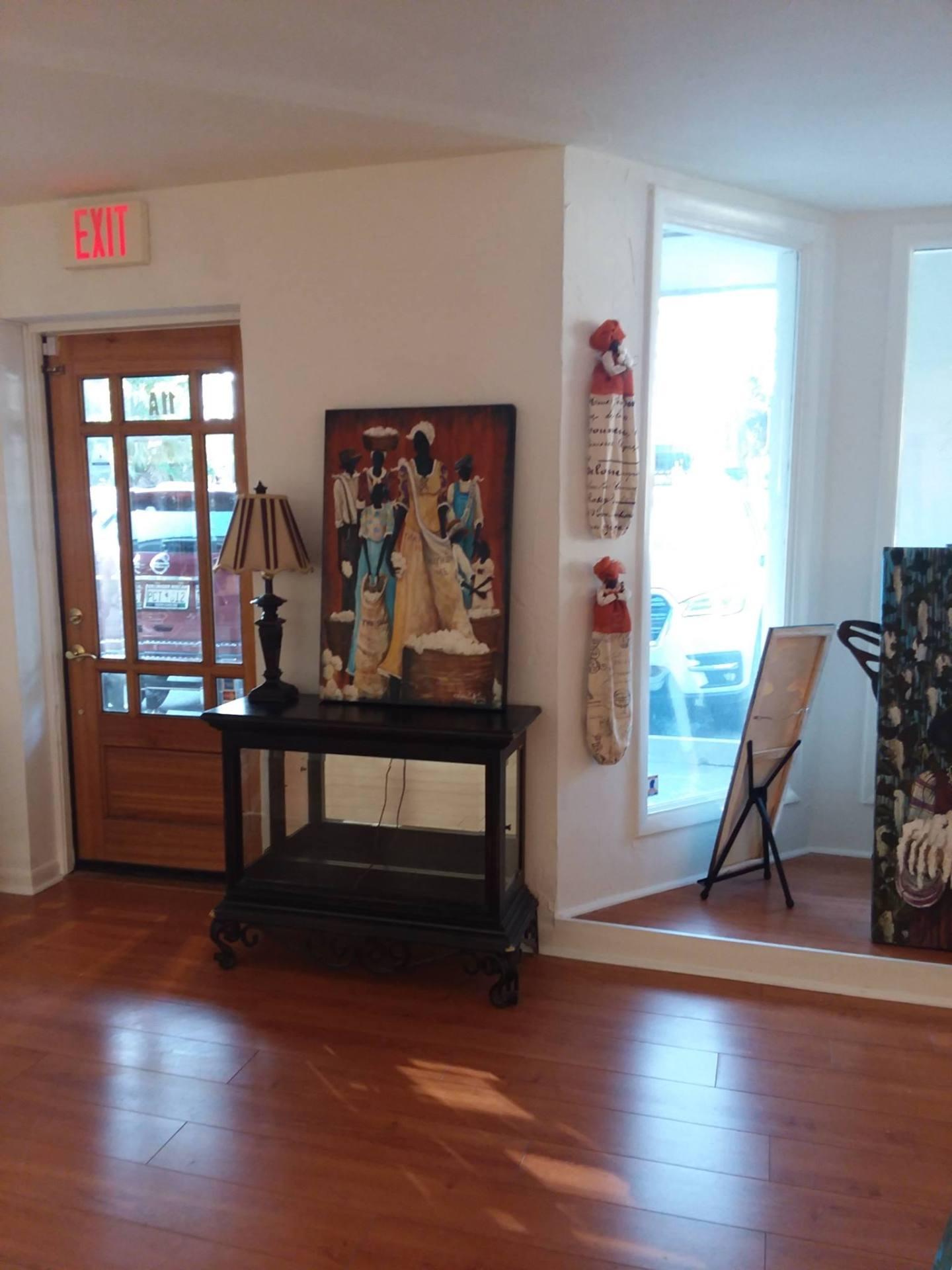 57541759_10215841314520637_1502024031337971712_o-1-1440x1920 International Cultural Gullah Artist Sonja Griffin Evans Unveils Newest Art Studio