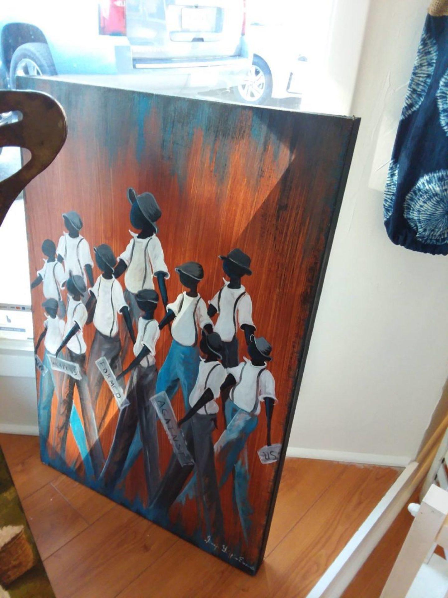 58590350_10215841321120802_2846162960341008384_o-1440x1920 International Cultural Gullah Artist Sonja Griffin Evans Unveils Newest Art Studio