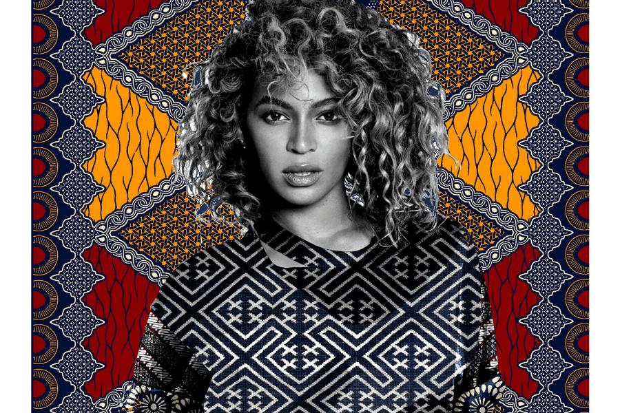 Makeeba KEEBS Rainey Art Featured in Absolut Art