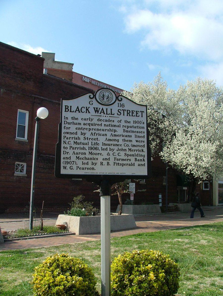 HIST03_Black-Wall-Street_DiscoverDurham2003-1 Durham, NC Travel Guide: Black Southern Belle Edition