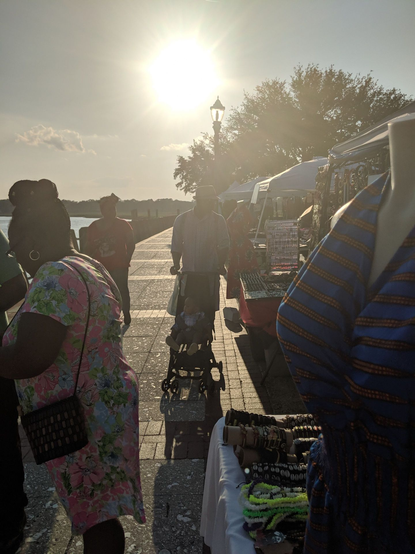 IMG_20190524_185705 Black Southern Belle Travels: Images of Gullah Festival 2019 in Beaufort, SC