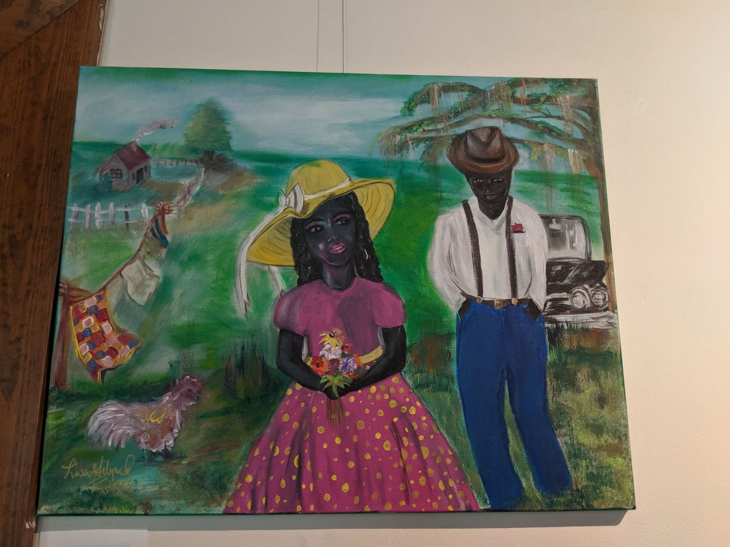 IMG_20190608_140926 The Art of Lisa Gilyard-Rivers: A Gullah Homecoming Exhibit at Penn Center