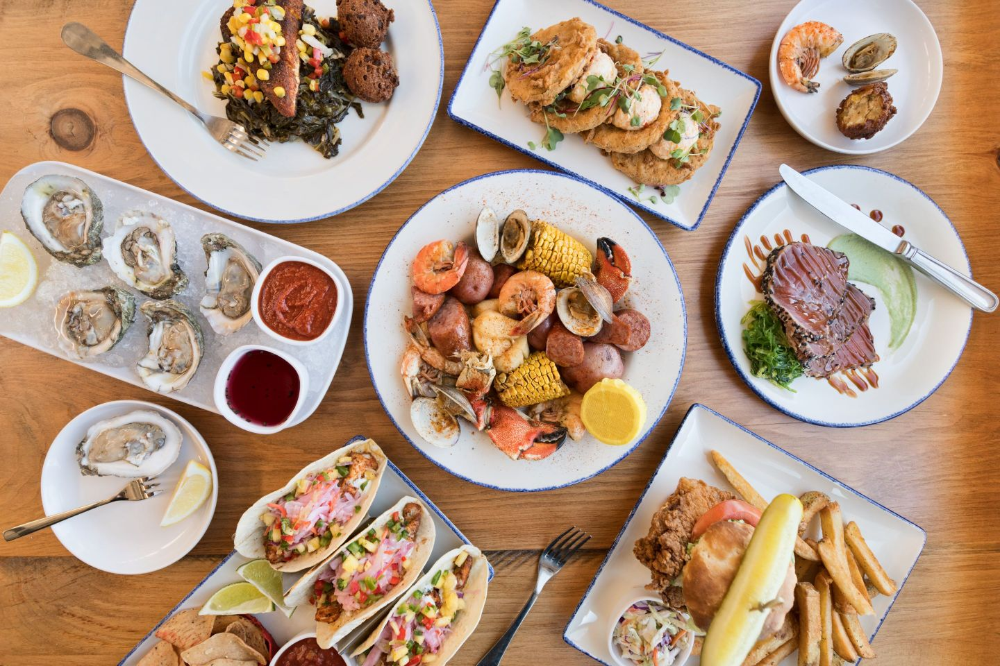 JIC-Wharf-Food-2 Southern Travel Destination: Jekyll Island Club Resort