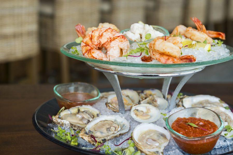 JOC-Food-Seafood-Tower-v2-3 Southern Travel Destination: Jekyll Island Club Resort