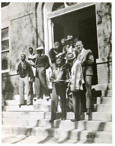 2218596901_6b754b505b HBCU Men: Southern Gentlemen from the Past at Johnson C. Smith
