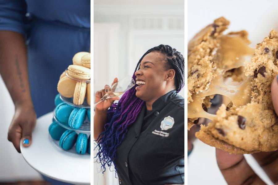 Dessert Connoisseur, Danetra Richardson, Crowdfunds for 1st Brick and Mortar Shop