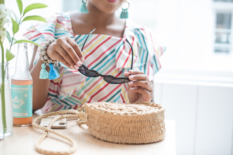 Summer Jewelry Essentials from The Tiny Tassel
