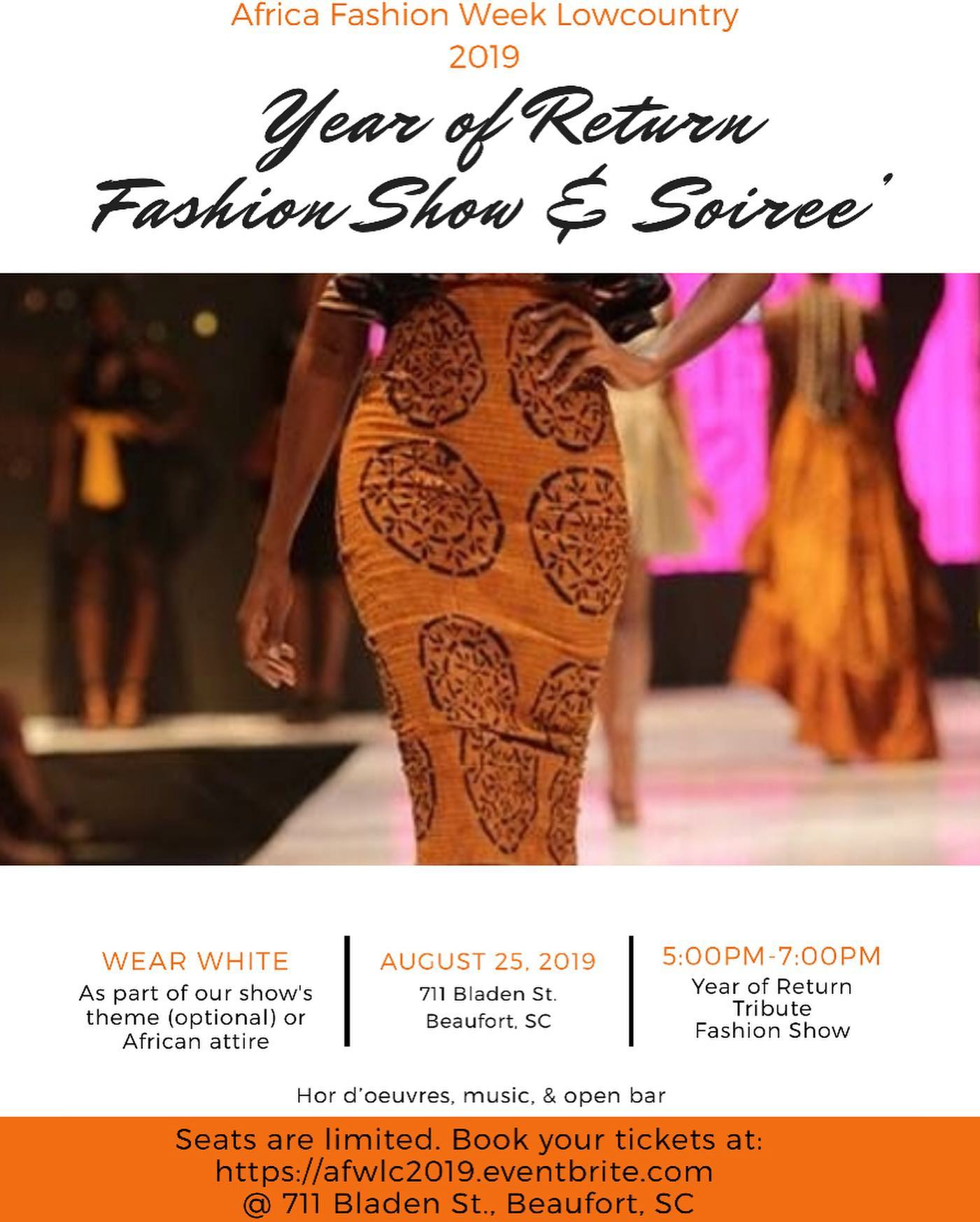 68495910_2470214863031060_7752029645561659392_o Southern Sensibility & Style: Africa Fashion Week Lowcountry 2019