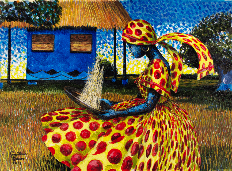 Lowcountry Food Heritage: Celebrating Rice Culture and the Gullah-Geechee People
