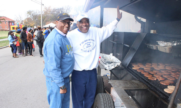 "Fisk-Tailgate-1 HBCU Tailgate Culture and Food: Eating at ""Home"""