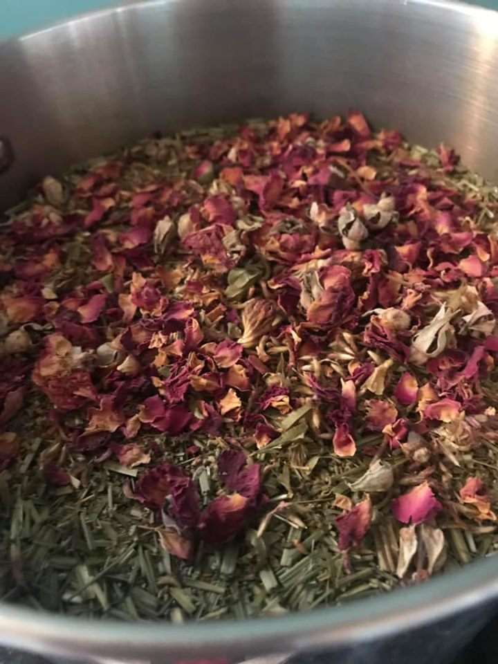 AB-Roses Southern Home & Herb Remedies for Colds, Flu & Allergies from Black Herbalists