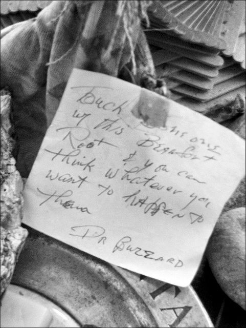BSB-DR-Buzzard Gullah-Geechee Folk Rituals: Hoodoo, Voodoo, and Conjuring