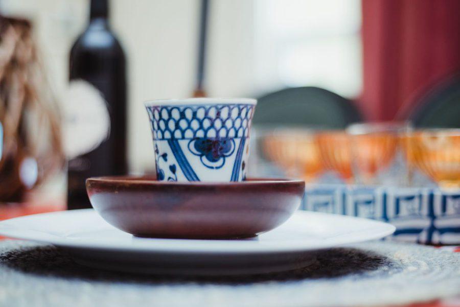 DSC_4757-1 Orange and Blue Fall Inspiration: Fall Tablescape Decor