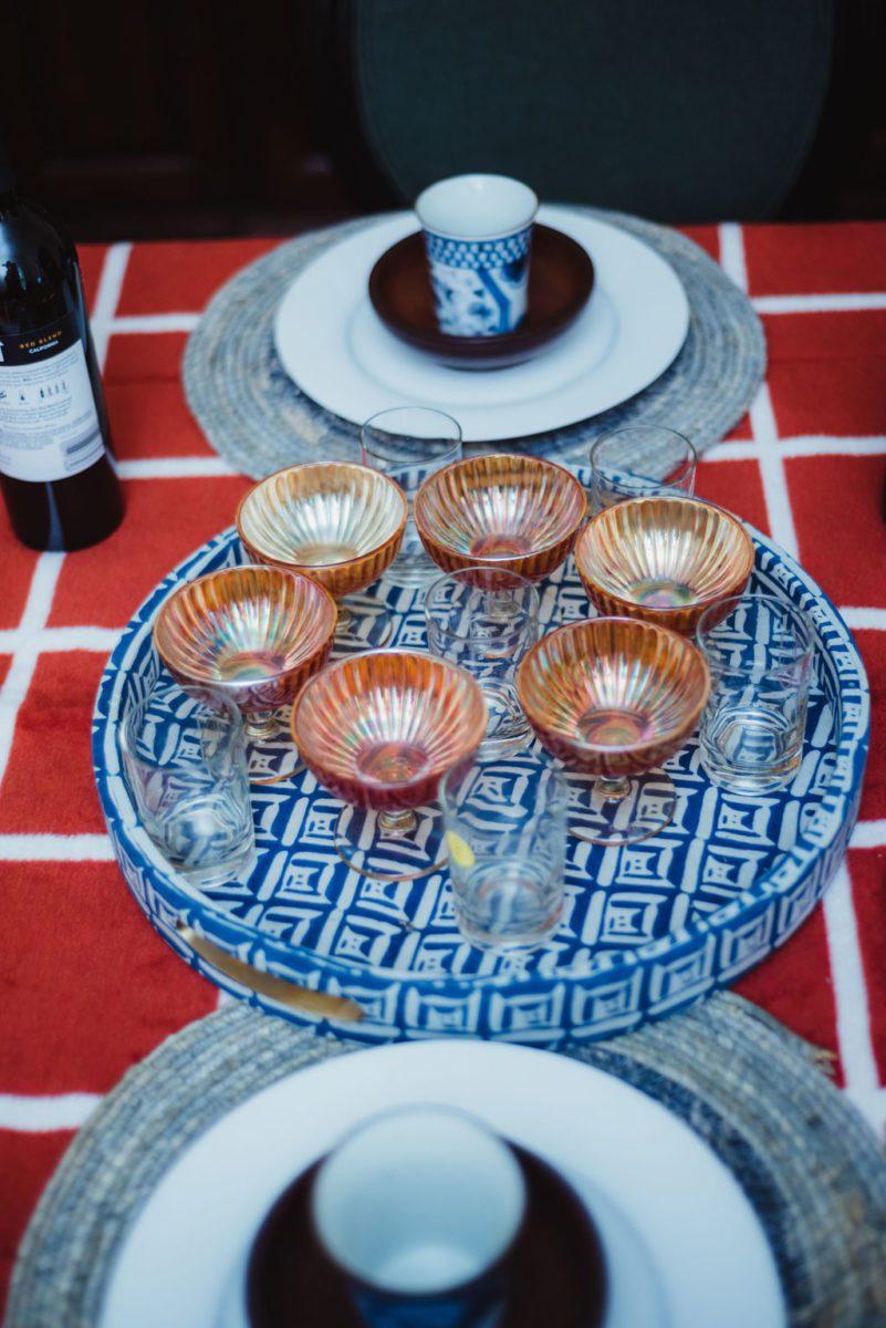 DSC_4763-2 Orange and Blue Fall Inspiration: Fall Tablescape Decor
