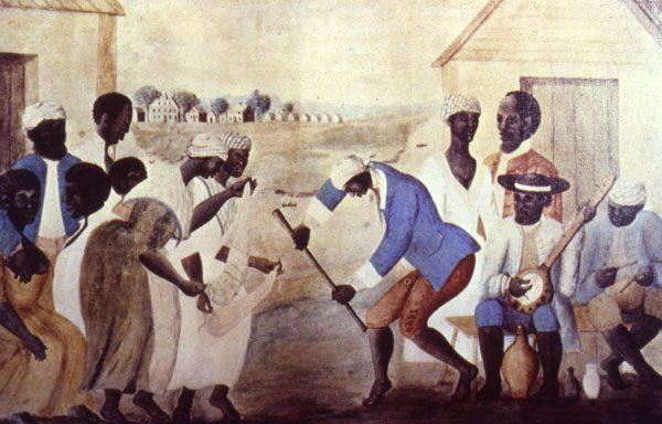 gullah_s_carolina_1790 Gullah-Geechee Folk Rituals: Hoodoo, Voodoo, and Conjuring