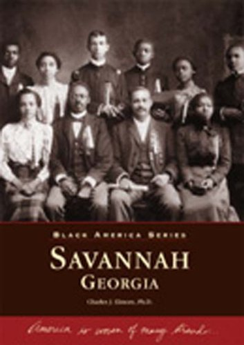 41b1ILOPJL Lowcountry Black Heritage: Savannah African American History Books to Explore