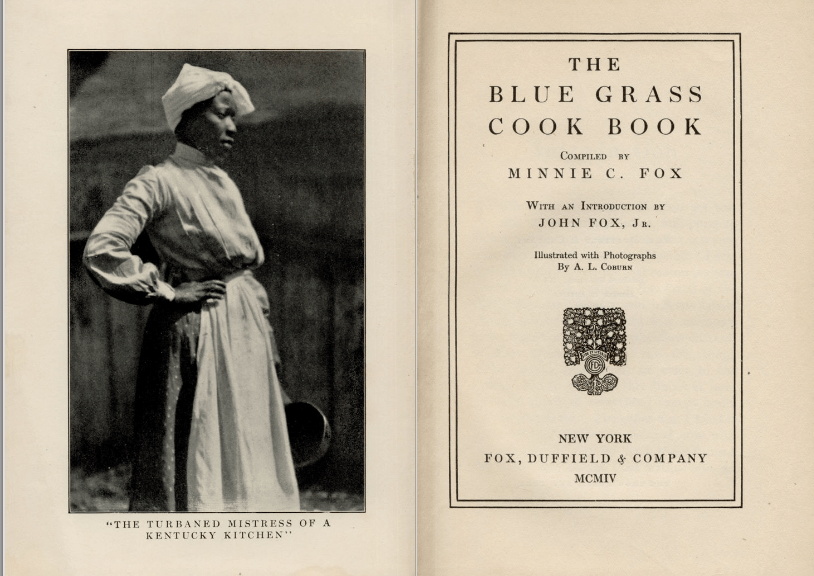 Blue-Grass-Cookbook-1 Black Food Heritage: Wild Game Receipts (Recipes) from the Past that Live On