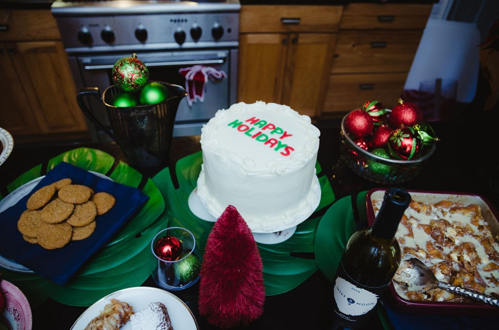 Holiday Heritage Series: Lowcountry Dessert Bar inspiration