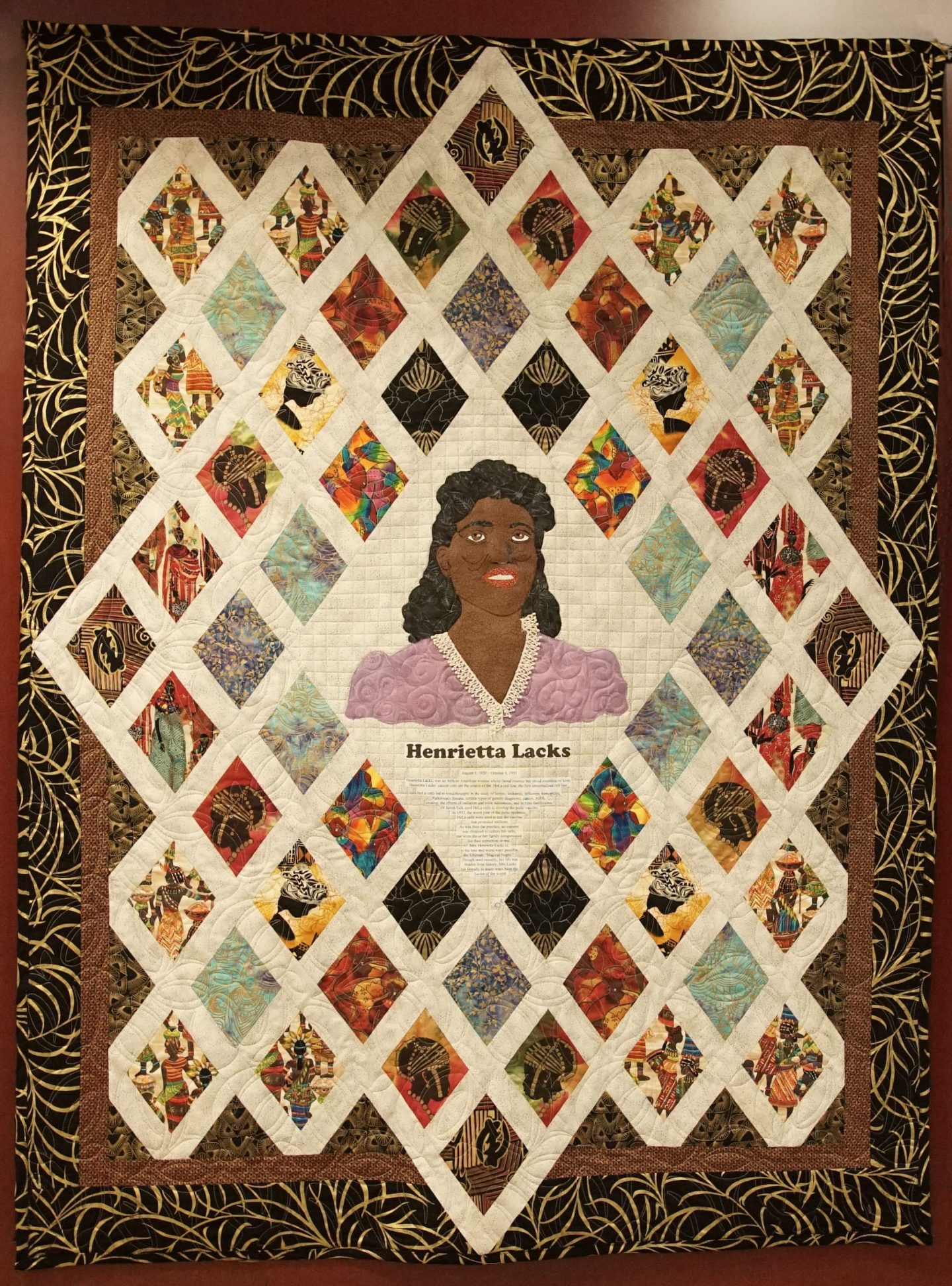 CookieWashington-scaled HERITAGE TRAVEL: AFRICAN-AMERICAN QUILT TRADITION WITH COOKIE WASHINGTON