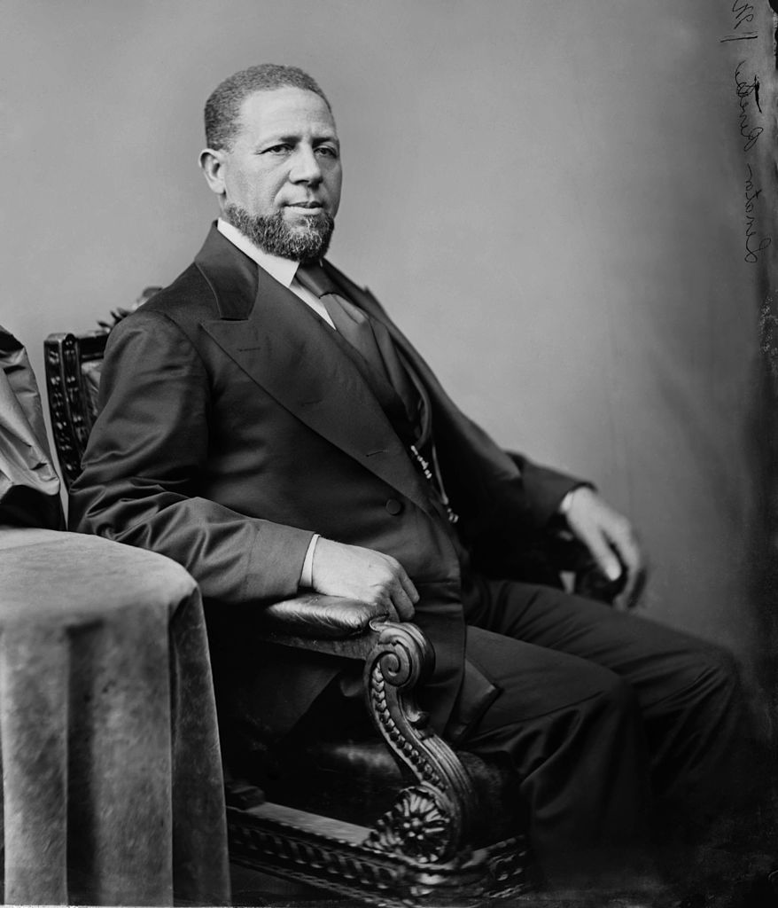 Hiram_Rhodes_Revels_Brady-Handy2 Southern Black Heritage: Election of Hiram Revels To Be Commemorated