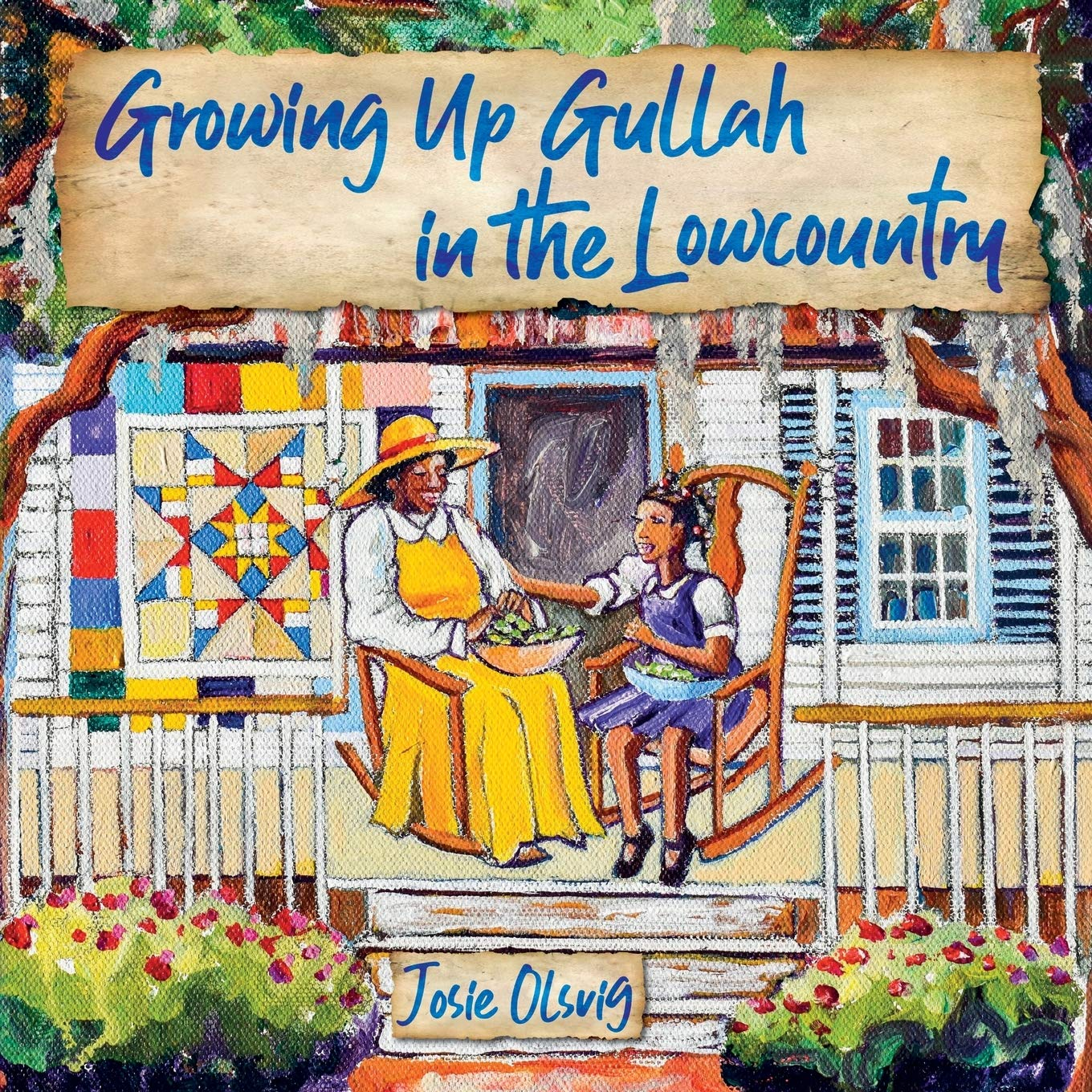 91HpDomiEjL Southern Heritage: Gullah Books To Add To Your Home Library