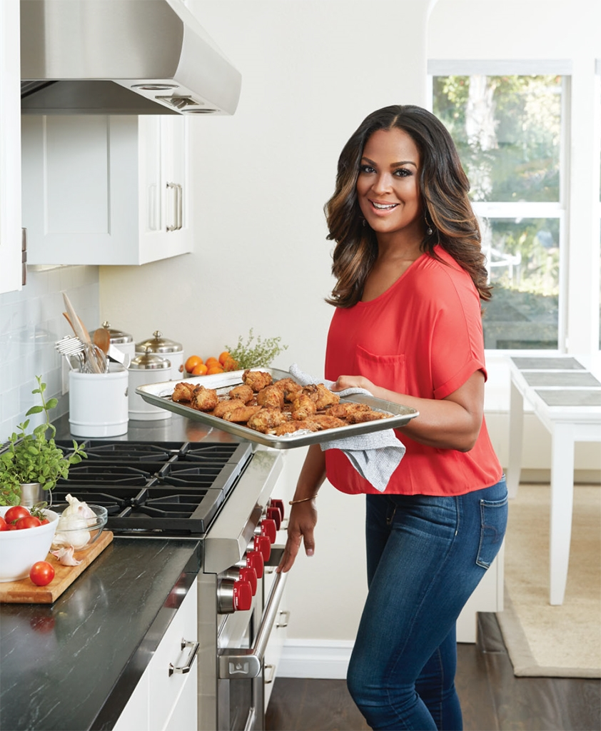 Laila-Ali Black Women and Our Legacy of Making Others Feel Comfortable in our Homes