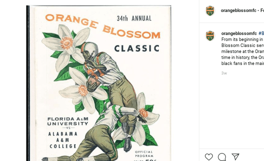 HBCU Football Heritage: Orange Blossom Classic Returns in 2020; Features FAMU & Albany State