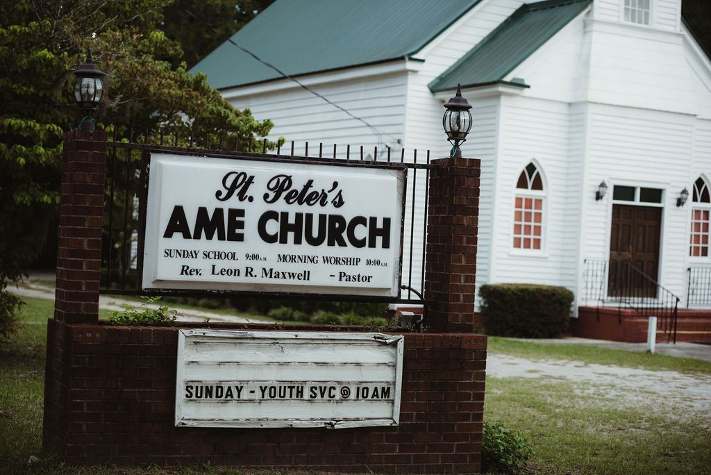 The History of the AME Church's Architecture