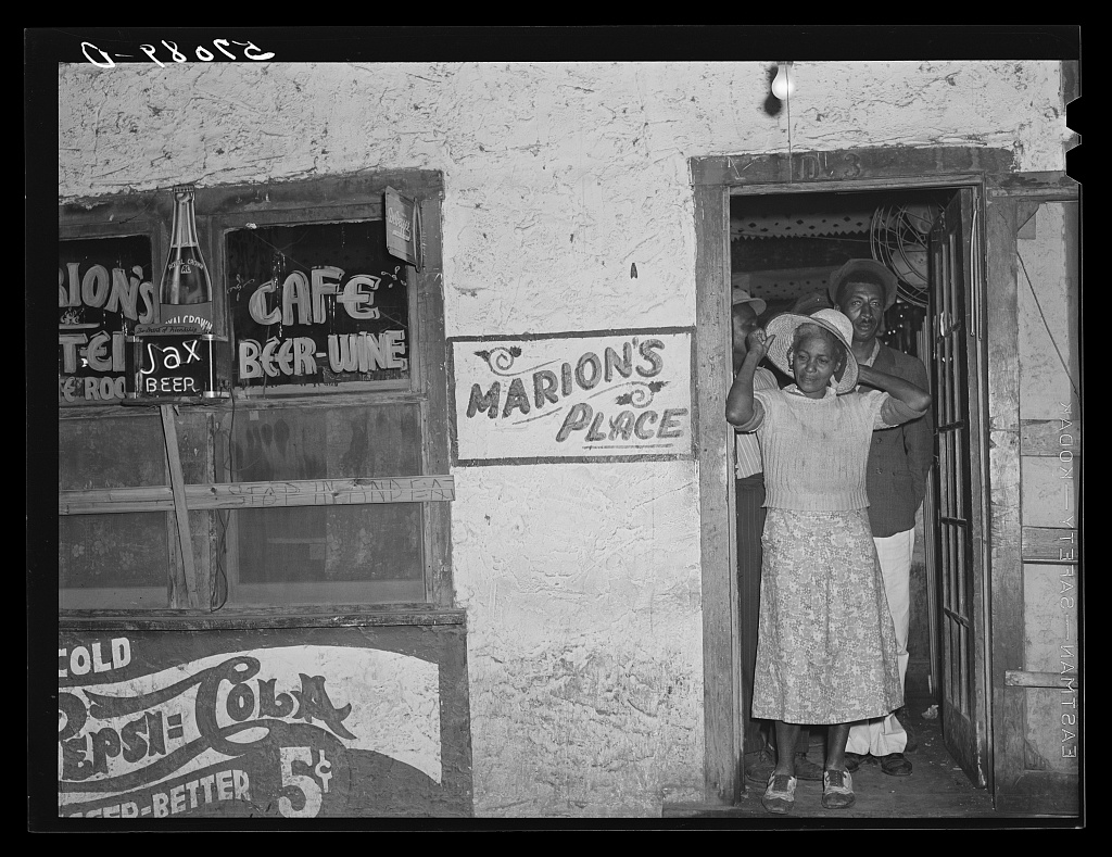Black Women Juke Joint Owners and Food Heritage