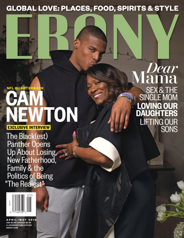 Cam Newton Ebony
