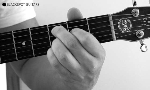 C Add 9 Guitar Chord Finger Position