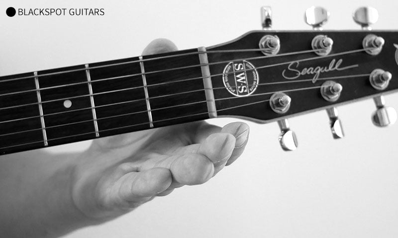 E Minor Guitar Chord Finger Position