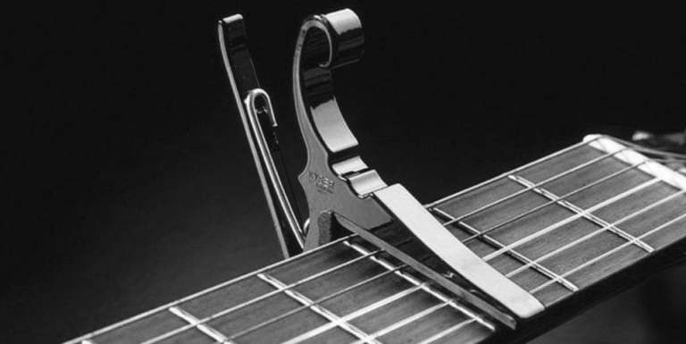 Guitar Capo Chords Featured Image