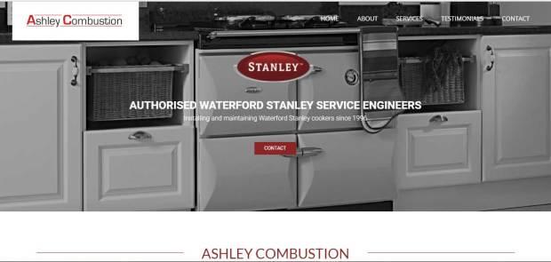 Ashley Combustion