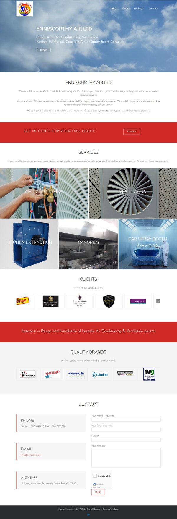Enniscorthy Air Ltd