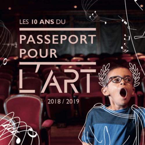 Le passeport pour l'art