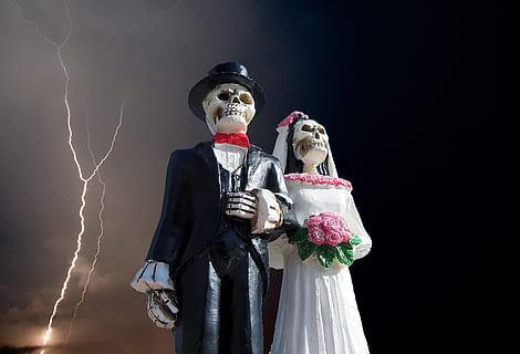 【酒吧怪談🥃】死去的哥哥來搶老婆?快點幫他找個女鬼結婚🧟♀️