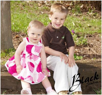 John and Sarah – Sioux Falls SD Children's Photography